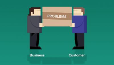 مشتری وقتی مشکل داره چه کار کنیم؟!