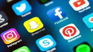 شبکه های اجتماعی پرطرفدار